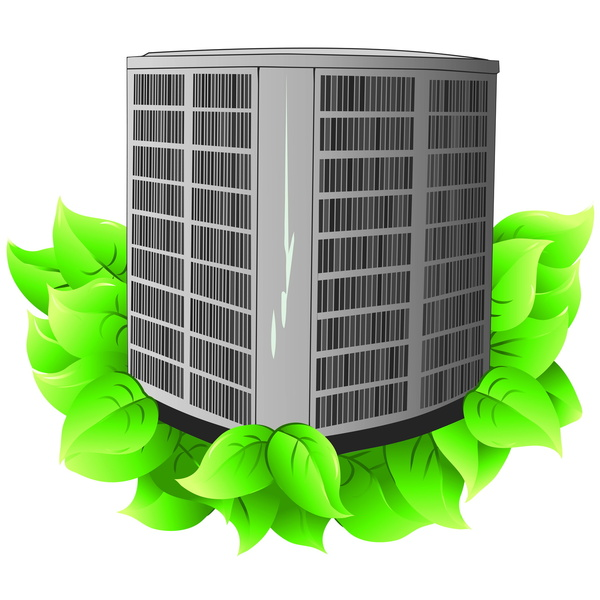 green-air-conditioner